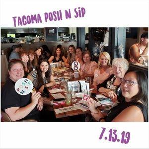 Posh N Sip - Tacoma, WA